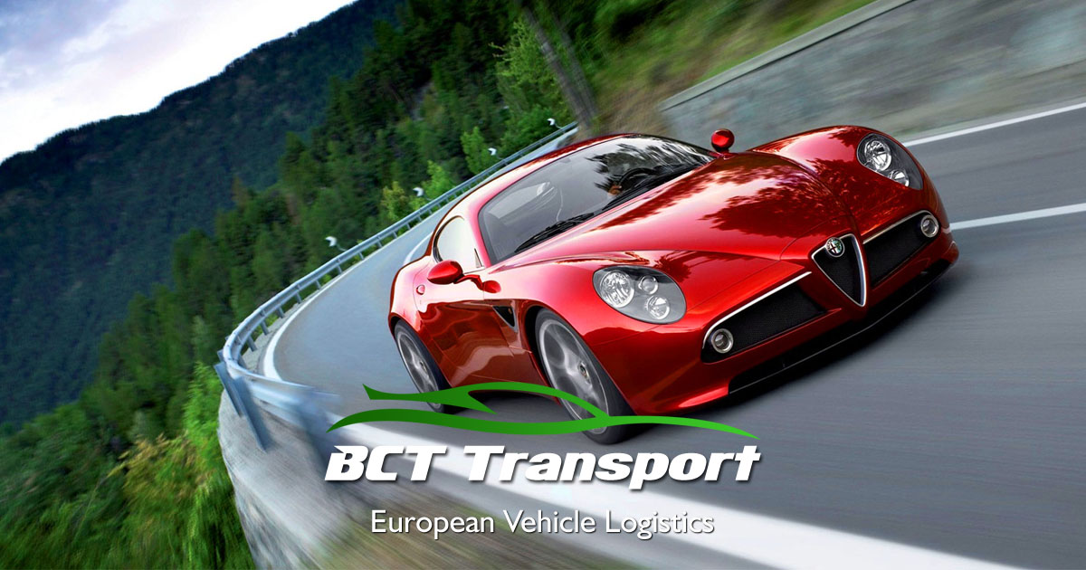 BCT Transport Limited - European Vehicle Logistics OG01